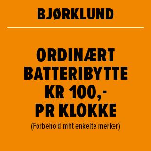 Bjørklund Batteribytte sept_nov