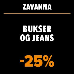 Zavanna Bukser og Jeans